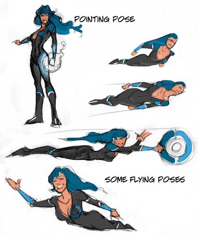 Ideas for poses
