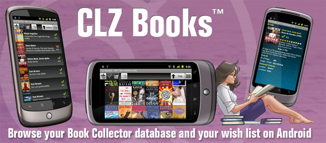 CLZ Books for Android