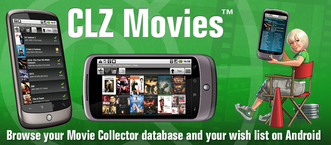 CLZ Movies for Android