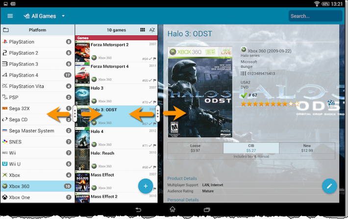 What's new in CLZ Games for Android? - Collectorz com