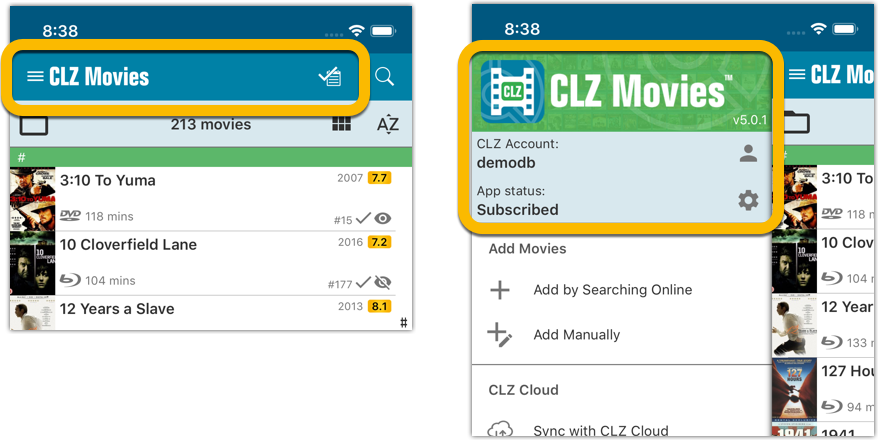What's new in CLZ Movies for iOS? - Collectorz com